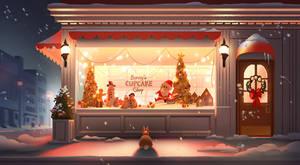 Bunny's Cupcake Shop