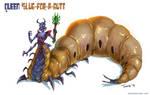 Queen Slug For A Butt Redesign