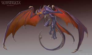 Substrata - Blind Dragon