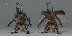 Substrata - Beetle King