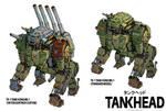 TankHead -  TankKong