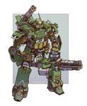 Transformers - Autobot Hound