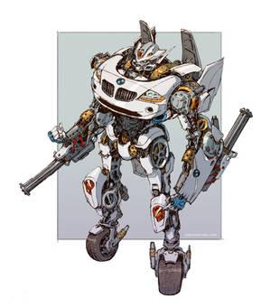 Transformers - BMW Z4