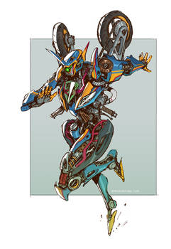 Superbike Transformer