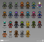 DOOM - In Game Collectibles