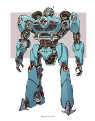 Transformers -  51 Studebaker