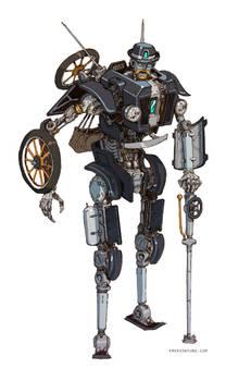 Transformers - Model T