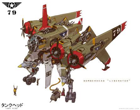 BomberHead Liberator