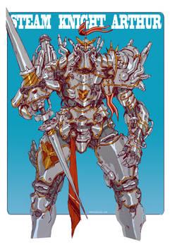 Steam Knight Arthur