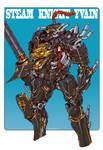 Steam Knight Yvain