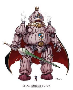 Steam Knight Ector