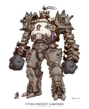 Steam Knight Lamorak