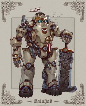 Steam Knight Galahad