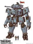 Kaiserian Grunt Tankhead