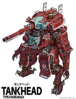 Destroyer Tankhead Nobunaga