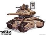 Type 75 Light Tank