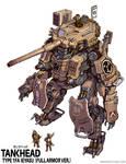 Tankhead Ieyasu (Full Armor Ver.)