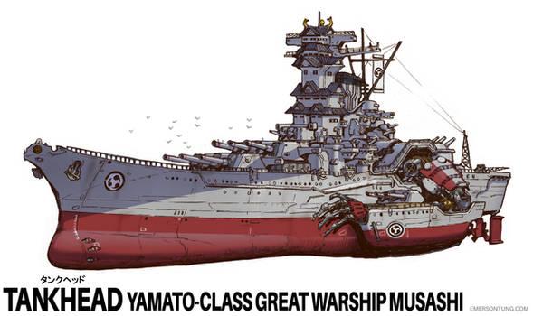 Great Warship Musashi