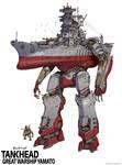 Great Warship Yamato
