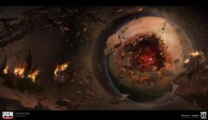 DOOM Eternal - Mar's Core