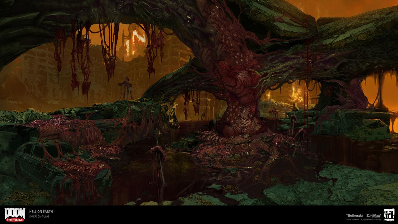 DOOM Eternal - Hell on Earth