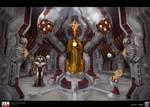 DOOM Eternal - Urdak Stasis Chamber
