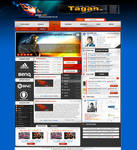 Esport layout 4Deleters Gaming
