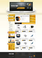 Atergo - Shop with Gadgets by lukearoo