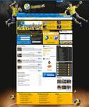 IskraKielce - handball site