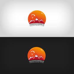 PARAGLIDING CLUB logo by lukearoo