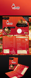Pizza Bronowianka Menu by lukearoo