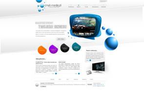 Cmyk-media Interactive Agency by lukearoo