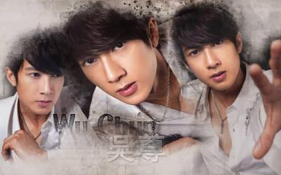 Wu Chun 5 by Halvirr