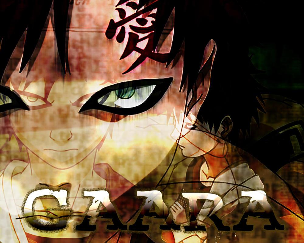 Gaara Wallpaper By KuroTenkusu