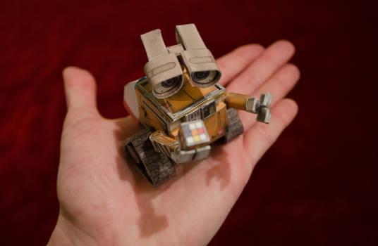 The Micro Wall-E