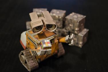 Pocket Wall-E