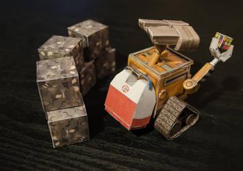 Pocket Wall-E Back
