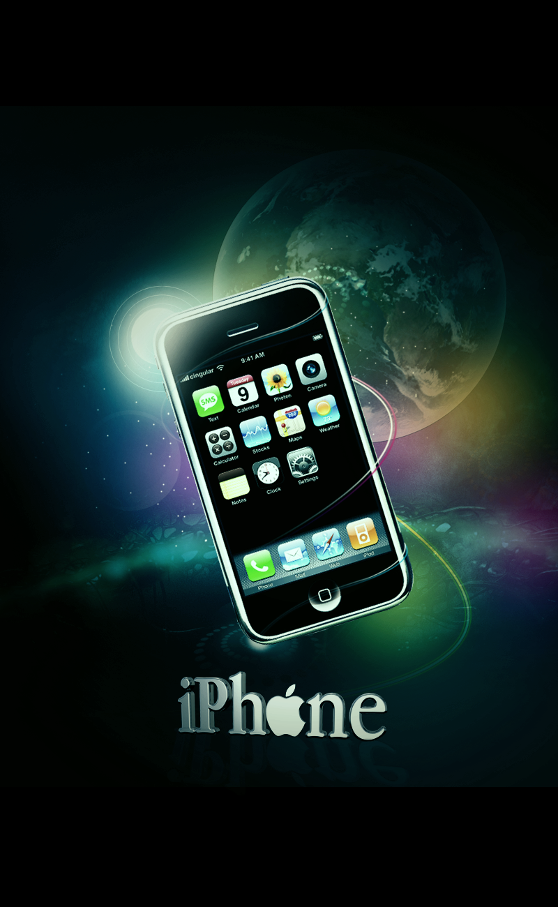 iPhone by eduardoBRA