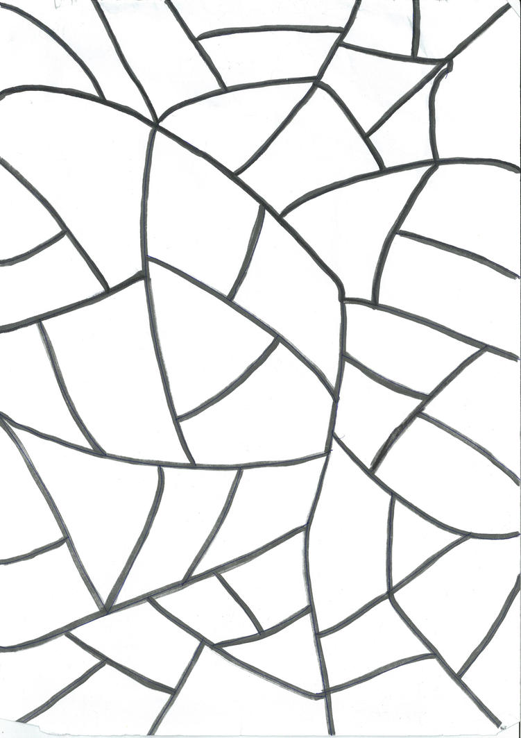 Line Drawing Patterns : Random line pattern by darkchild on deviantart