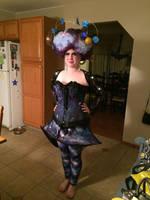 Celestial Body Halloween Costume
