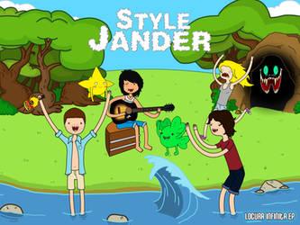 Style Jander - Locura Infinita EP by David-nator