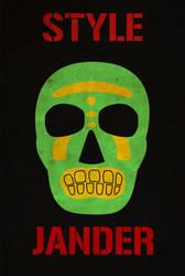 Style Jander - Poster Dani by David-nator