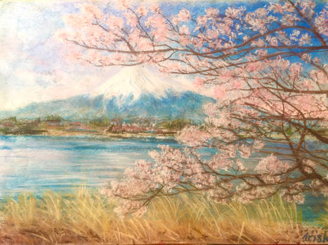 Japan in blossoms