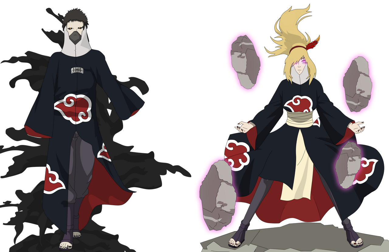 new akatsuki team #1sanija23 on deviantart