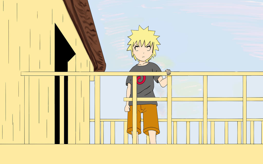 Naruto Child by Drawingsdream