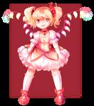 Madoka Scarlet