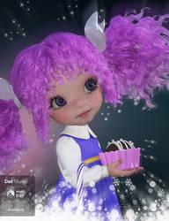 Bugga Boo rendered by Leilana