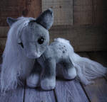Munchkin Carousel Pony by LadyLittlefox