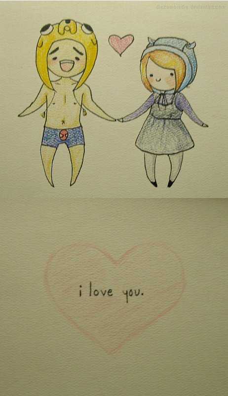 I love you by DIEzombieDIE