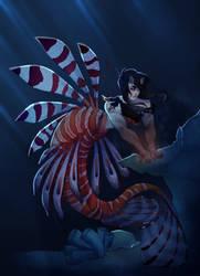 [PERSONAL] Mermaid AU Noriyo